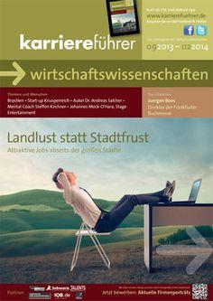 karriereführer wirtschaftswissenschaften 2.2013