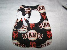 San Francisco Giants Baseball Team Baby Girl Boy by sososophie
