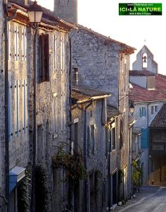 """Lauzerte has been listed since April 1990 as one of the """"Most Beautiful Villages of France"""", villages selected for the quality of their heritage, of their architecture and of their environment."""