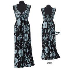 Bliss maxi dress