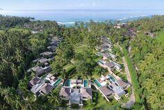 Harga Kamar Hotel Candi Beach Bintang 4 Murah Bali