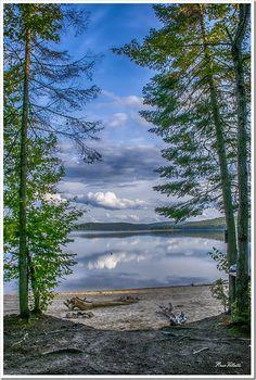 Lac des Cornes, Quebec