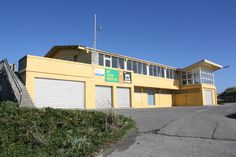 New Brighton Surf Life Saving Club, New Brighton, Christchurch, New Zealand.