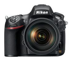 Câmera D-SLR D800 Nikon   Câmera com Alta Faixa Dinâmica