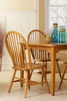 Merveilleux Amish Bow Back Windsor Chair