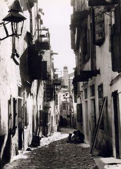 Χανιά Chania - Crete (photo: Nelly's) S. Crete Chania, Heraklion, Crete Island, Greece Islands, Old Pictures, Old Photos, Vintage Photos, Benaki Museum, Greece Photography