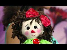 Programa Arte Brasil - 09/10/2015 - Joana Spera - Boneca Ana Maria - YouTube