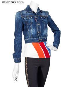 DSQUARED2 Denim Jacket - New Arrivals - mientus Online Store