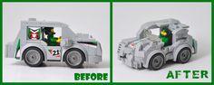 MOC-ABC Demolition Derby Car | by Si-MOCs