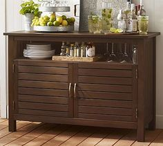 Crafted from top-quality premium teak, this buffet table is designed to weather the elements in style. Modern Outdoor Furniture, Outdoor Rooms, Dining Furniture, Home Furniture, Outdoor Living, Dining Rooms, Buffet Console, Buffet Tables, Outdoor Buffet