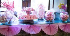 Ideas para un candy bar DIY