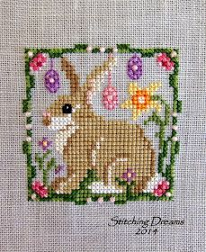 A Little Joy From The 2002 Just Cross Stitch Christmas