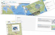 Ver Un paseo por el creador de mapas online de National Geographic