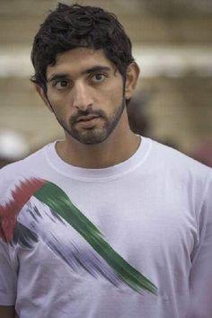 Hamdan bin Mohammed bin Rashid Al Maktoum. Photograph by Ali Essa (30/11/2012)