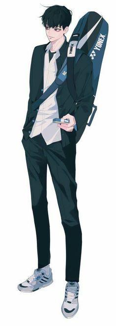 Follow mình nha?  Follow me?? Manga Top, Manga Anime, Anime Art, Anime Boys, Korean Anime, Korean Art, Character Inspiration, Character Art, Character Design