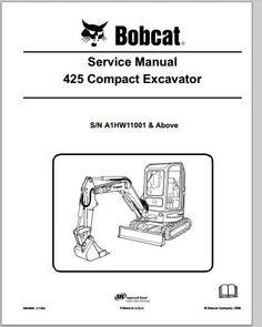 bobcat 743 skid steer loader operator s part manual pdf manuals