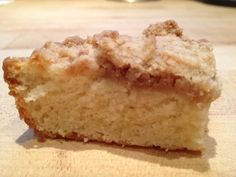 Need to try this gluten free coffee cake!