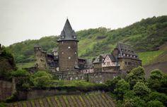Burg Stahleck - Rheinland-Pfalz, Germany.