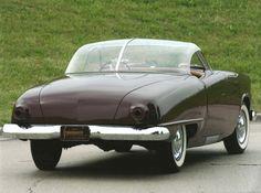 Pebble Beach Concours d'Elegance:  1947 Studebaker Sportster     Courtesy of John Roxas