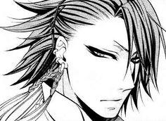 Joker - Kuroshitsuji © Yana Toboso  *sighs* ..... *bursts into tears*