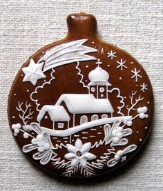 Christmas Biscuits, Christmas Sugar Cookies, Christmas Gingerbread, Noel Christmas, Holiday Cookies, Christmas Treats, Christmas Baking, Gingerbread Cookies, Christmas Ornaments