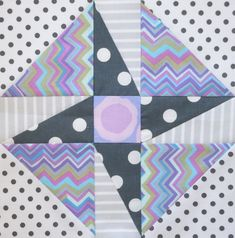 """A block from my quilt """"Best Friends,"""" soon to be an online class! To find out more, sign up for my newsletter, """"Christine's Color Connection,"""" on the Home page of my site, or text COLOR4Q to 22828."""