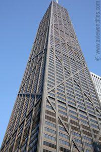 John Hancock Center, Chicago - Building