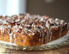 Food Blog  To Make A Better Coffee Cake Add More Streusel