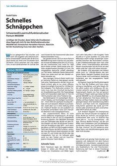 Pantum M6500W PRO Professioneller 3in1-Laserdrucker mit WLAN  http://j.mp/Professioneller-3in1-Laserdrucker