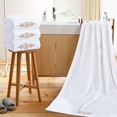 Hot sale High quality New fashion 100% cotton European classical Beach towel bath towel Size: 90*180cm bath towels for adults