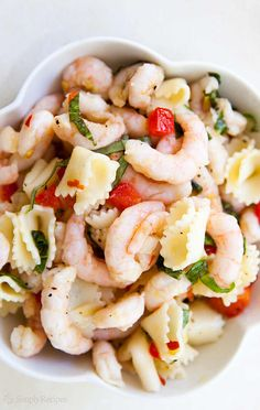 It's Summertime and that means lots of BBQ's. I am always on the lookout for a new recipe to bring to these get togethers. I have collected over 25 Pasta Salad Recipes that are sure to have everyone wanting the recipe.