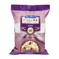 Buy #Daawat #Rozana #Basmati #Rice Mini Pack Online in Delhi, Noida, Ghaziabad, NCR at Bazaarcart.com
