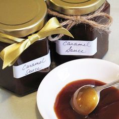 12 Days of Edible Gifts: Caramel Sauce