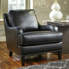 Signature Design by Ashley Laylanne Arm Chair