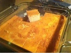 アメリカでも美味しいスフレチーズケーキ