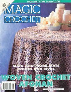 Free Crochet Patterns: Magic Crochet No. 121