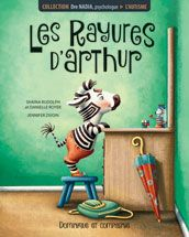Dominique et Compagnie | L'autisme - Les rayures d'Arthur Album Jeunesse, Core French, French Resources, Teaching French, Rugrats, Lectures, Film Music Books, Aspergers, Speech And Language