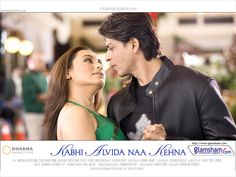 Kabhi Alvida Naa Kehna Rani Kabhi Alvida Naa Kehna - #Rani and #SRK #KANK
