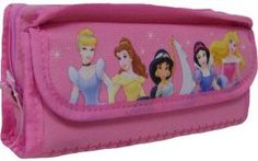 Disney Princess Pencil Case