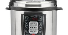 Home Depot: 25% Off Small Kitchen Appliances + Free Shipping ~GeekChef Pressure Cooker Only $62.59 (Reg. $96.29)