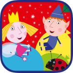 Join Ben and Holly for some adorable party fun in Ben and Holly: Elf and Fairy Party! #BenAndHolly #SmartAppsForKidsReview #AppReview #FairytaleApp #ElfParty #FairyParty #PartyWithBenAndHolly #FreeAppAlert