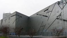Libeskind, Daniel: Jewish Museum, Berlin, Germany: Architecture ...