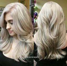 FORMULA: From Black Box To Silver Lilac Blonde | Modern Salon