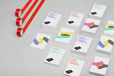 Visual System FCCh by Hey Studio by cristian jofre, via Behance
