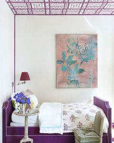 10 Purple Bedrooms That Don t Look Like Barney Exploded In Them 79e518c172ac9
