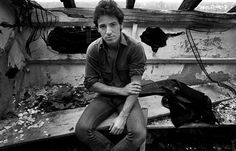 Rare and unseen images for new Springsteen photographic exhibition