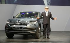 Skoda's all new 7-seater SUV, the Kodiaq has finally been revealed officially by…