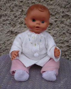 Star� panenka 50 cm My Childhood, Art Dolls, Onesies, Star, Retro, Toys, Vintage Dolls, Archive, Clearance Toys