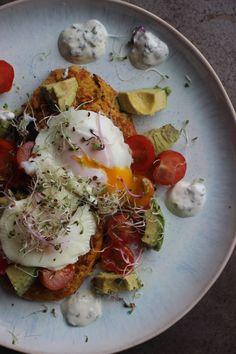 Sweet Potato Nutritious Breakfast, Healthy Breakfast Recipes, Healthy Eating, Healthy Recipes, Breakfast Ideas, Healthy Foods, Yummy Recipes, Clean Eating, Natural Born Feeder