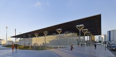 Casa-Port Railway Station / AREP